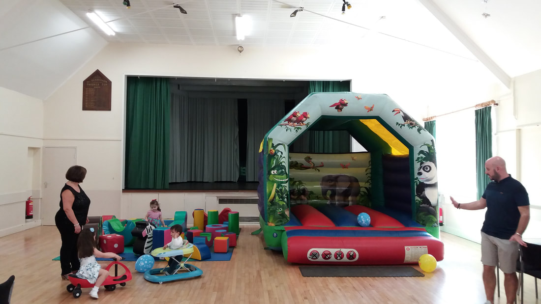 Jungle softplay package