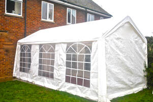 3 x 6m marquee